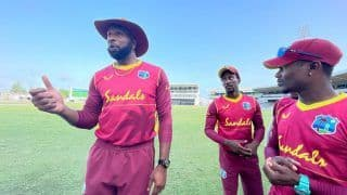 WI vs AUS Dream11 Team Prediction 2nd ODI: Captain, Fantasy Playing Tips For Today's West Indies vs Australia Match Kensington Oval, Barbados, 08.30 PM IST July 24, Saturday