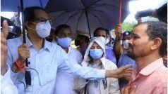महाराष्ट्र: बारिश के कहर से अब तक 113 लोगों की मौत, 100 लापता, CM ठाकरे ने बाढ़ क्षेत्र का दौरा किया