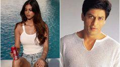 Suhana Khan की इस ग्लैमरस तस्वीर पर Shah Rukh Khan ने किया ऐसा कमेंट, मिला ये जवाब