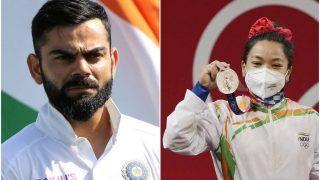 VIDEO: Virat Kohli Congratulates Silver Medallist Mirabai Chanu | WATCH