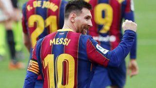 VIDEO: Lionel Messi Returns to Barcelona Following Break After Copa America Success