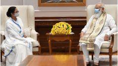 PM मोदी से मिलीं पश्चिम बंगाल की मुख्यमंत्री ममता बनर्जी, जानें किन-किन मुद्दों पर हुई बात