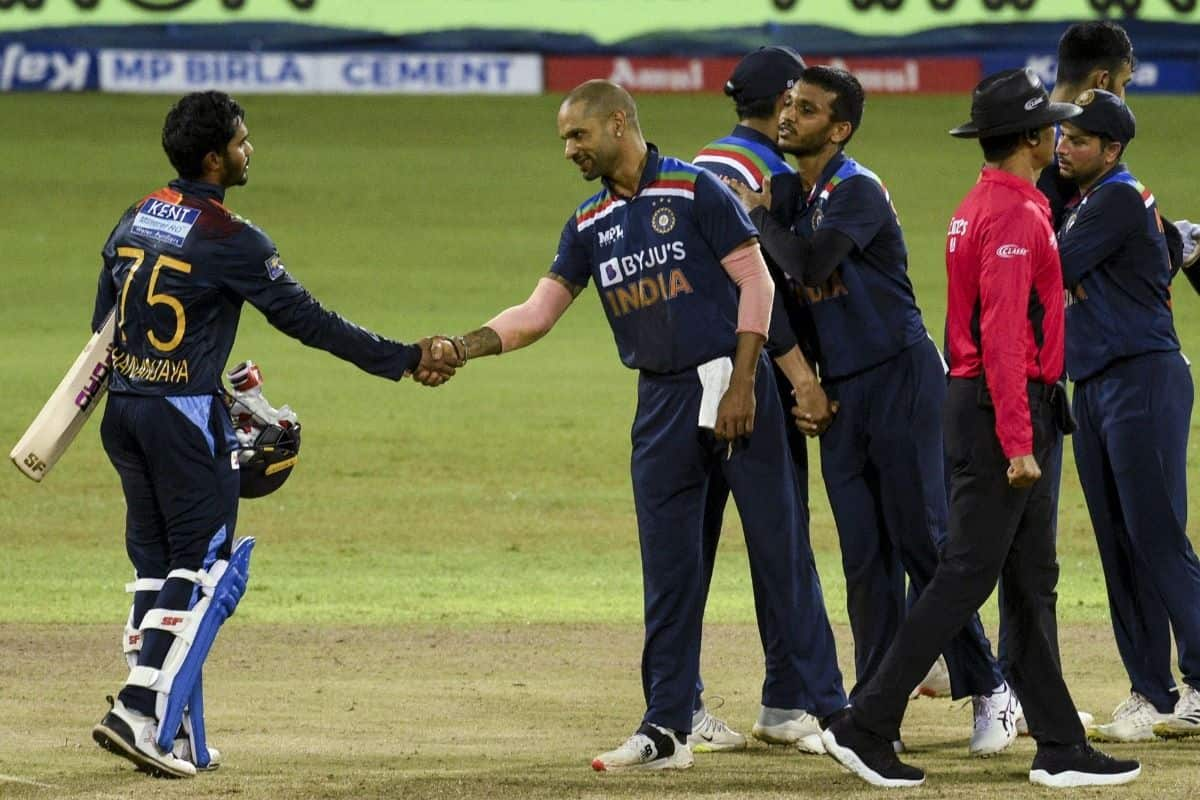 Dhawan Reacts After Series Defeat
