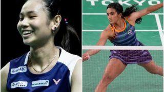 Match Highlights PV Sindhu vs T.Y. Tai, Badminton Semifinal, Tokyo Olympics 2020: World No.1 Beats Sindhu in Straight Sets by 21-18, 21-12