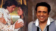 अपनी पहली फिल्म में रोमांटिक सीन करते समय ऐसी थी Govinda की हालत, बोले- कभी किसी लड़की के साथ...
