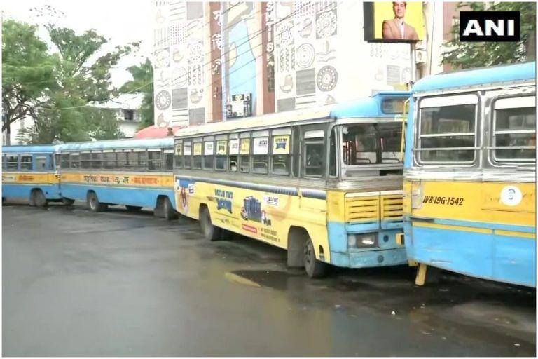 WB News: छूट के बाद भी कोलकाता में नहीं चल रहीं निजी बसें, कोरोना नहीं ये है वजह