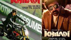 साउथ सुपरस्टार रवि तेजा इस दिन से फिर शुरू करेंगे 'खिलाड़ी' फिल्म की शूटिंग, साथ में होंगी ये एक्ट्रेसेस