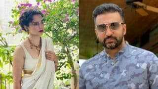 Kangana Ranaut Reacts to Raj Kundra Pornographic Case: This is Why I Call Movie Industry a Gutter