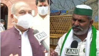 Farmers Protest: अपना प्रस्ताव लेकर आएं किसान संगठन, हम बातचीत के लिए तैयार- कृषि मंत्री नरेंद्र सिंह तोमर