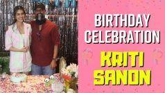 हीरोपंती एक्ट्रेस Kriti Sanon ने ऐसे सेलिब्रेट किया अपना बर्थडे, देखिए 'Mimi' का VIDEO