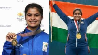 Manu Bhaker, Rahi Sarnobat Placed 5th, 25th Respectively in 25m Pistol Qualifications