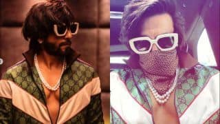 Ranveer Singh Fans React to Pearl Necklace He Wore With Gucci Outfit: Bhai Motiyoo Ki Mala Chahiye