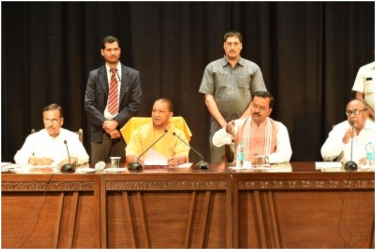 UP Assembly Elections 2022: यहां से विधानसभा चुनाव लड़ सकते हैं CM योगी, BJP का दोनों डिप्टी सीएम को भी मैदान में उतारने का प्लान