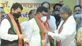 Maharashtra News: भाजपा में शामिल हुए पूर्व मंत्री कृपाशंकर सिंह, 2019 में छोड़ दी थी कांग्रेस