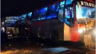 Barabanki Road Accident Update: पुलिस ने जारी की मृतकों के नाम और पते की लिस्ट, घायलों के नाम भी बताए