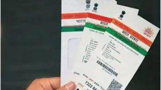 Aadhaar Card Update: Your Child's Aadhaar Will Be Invalid If You Fail To Update Biometrics