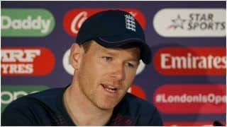 Eoin Morgan Among Nine Back For The T20I Series Against Pakistan