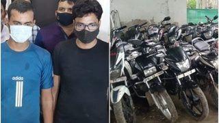 Bike-Scooty Chor Gang: पुलिस ने पकड़ा बाइक-स्कूटी चोर का बड़ा गैंग, 41 वाहन बरामद