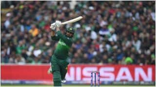 Haris Sohail Ruled Out of England ODIs Due to Hamstring Injury
