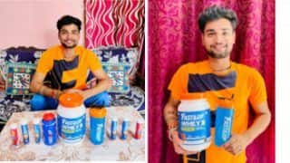 Pushkar Sharma Shines With New Endorsement Deal With 'Fast&Up'