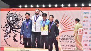 Noida DM Makes a Cut For Tokyo Olympics
