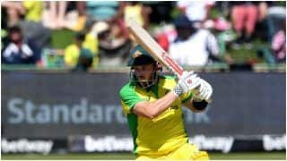 Aaron Finch Ruled Out of Bangladesh Series, Likely to Undergo Knee Surgery