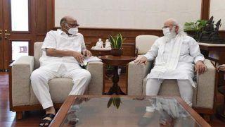 Maharashtra News: पीएम मोदी से मिले शरद पवार, बातों-मुलाकातों से महाराष्ट्र में सियासी हलचल तेज