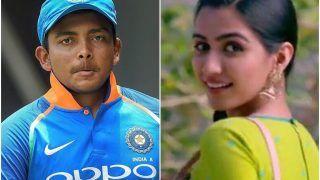 Sri Lanka vs India, 3rd ODI: रात 2 बजे Prithvi Shaw ने किया 'गर्लफ्रेंड' को बर्थडे विश, 3 बजे मिला ये जवाब