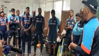 Sri Lanka vs India, 2nd ODI: जीत के बाद कोच Rahul Dravid का 'जबरदस्त स्पीच', एक-एक शब्द छू लेगा दिल