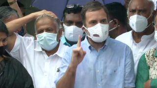 PM Modi, HM Amit Shah Have 'Hit Soul of India's Democracy by Using Pegasus': Rahul Gandhi