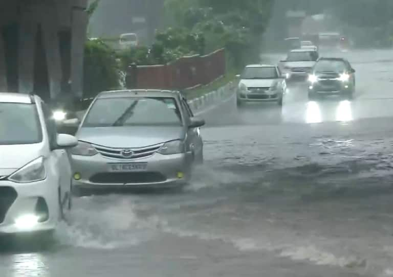 Delhi Records Highest Rainfall For July Since 2003 And Second-Highest Ever: IMD