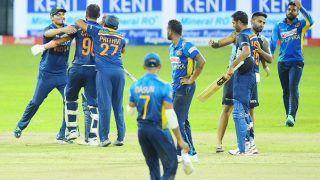 SL vs IND 2021: Second T20I Postponed After Confirmed Covid-19 Case