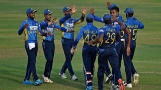 Sri Lanka Fined For Slow Overrate in Second ODI Against India