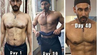 Real-Life Weight Loss Journey: I Lost 12 Kilos in 40 Days With Protein-Rich Diet And Vigorous Workout