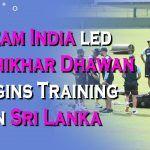 India Tour of Sri Lanka: Shikhar Dhawan-led Indian Team Begins Training in Sri Lanka | Exclusive Video