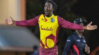 West Indies vs Australia, 1st T20I: आंद्रे रसेल की तूफानी बल्लेबाजी, वेस्टइंडीज ने बनाई 1-0 से लीड