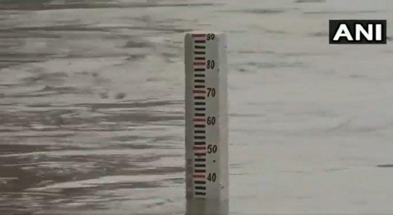 Delhi Rains: Water Level in Yamuna River Breaches Danger Mark, Alert Issued | Watch Video
