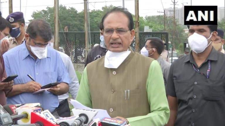 Madhya Pradesh Floods: Army, Air Force Carrying Rescue Ops; CM Shivraj Singh Chouhan Takes Stock of Situation