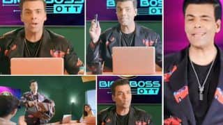 Ahead Of Bigg Boss OTT Premiere, Karan Johar Drops New Promo Hinting At Craziness In Store For Contestants | Watch
