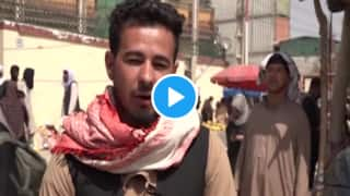 Afghans Forced to Pay Rs 3000 For Bottled Water & Rs 7500 For A Plate of Rice at Kabul Airport | Watch Video