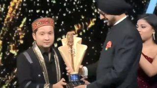 Indian Idol 12 Grand Finale Highlights: Pawandeep Rajan Emerges As Winner; Arunita Kanjilal As First Runner-up