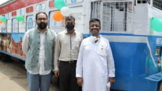 Iconic Museum on Wheels Inside Historic Trams of Kolkata Inaugurated on 75th Independence Day