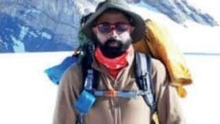 मिसाल: लखनऊ के बैंकर ने माउंट कुन को किया फतह, माउंट एवरेस्ट पर चढ़ने का लक्ष्य