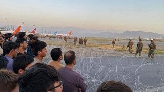 Afghanistan Crisis Highlights: Taliban Militants Beat up Americans, Afghans on Way to Airport, Claim Reports