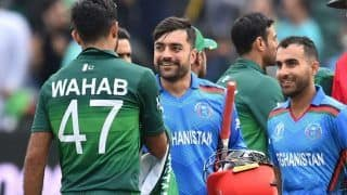 Afghanistan-Pakistan ODI Series Shifted From Sri Lanka to Pakistan