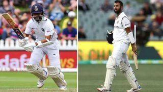 India vs England: फिर फ्लॉप हुए Ajinkya Rahane और Cheteshwar Pujara,फैन्स बोले- टीम पर बोझ
