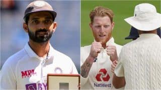 Rahane Names Bowler Who Can Fill-up For Hardik's Absence, Respects Stokes Decision to 'Take a Break'