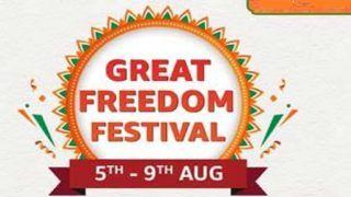 Amazon Great Freedom Festival Sale: इस दिन होगी शुरू, स्मार्टफोन पर मिलेगी 40% की छूट