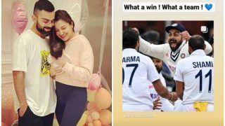Anushka Sharma Reacts After Virat Kohli-Led India Beat England at Lord's