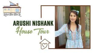 Home Tour: Take an Exclusive Tour of Arushi Nishank's House, Her Favourite Corners And More | Details Inside, Watch Now